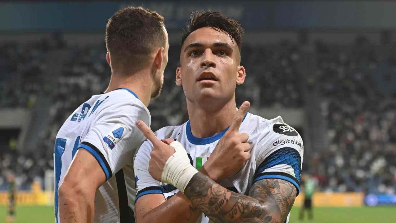 Lautaro Inter Atletico