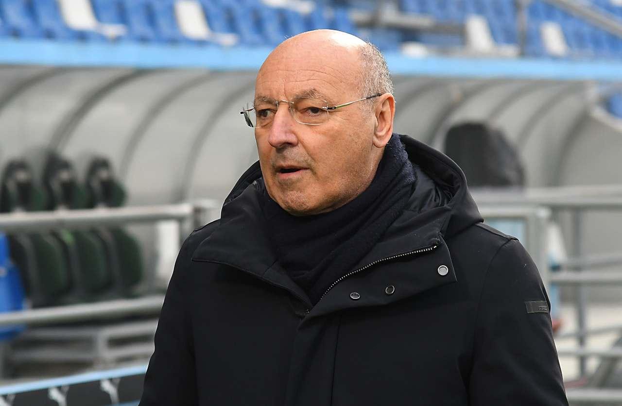 Inter, Marotta resta alla finestra per l'obiettivo