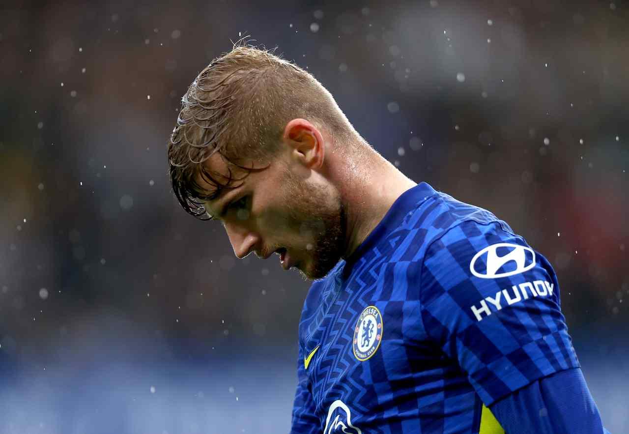 Juventus Inter Chelsea Werner Newcastle