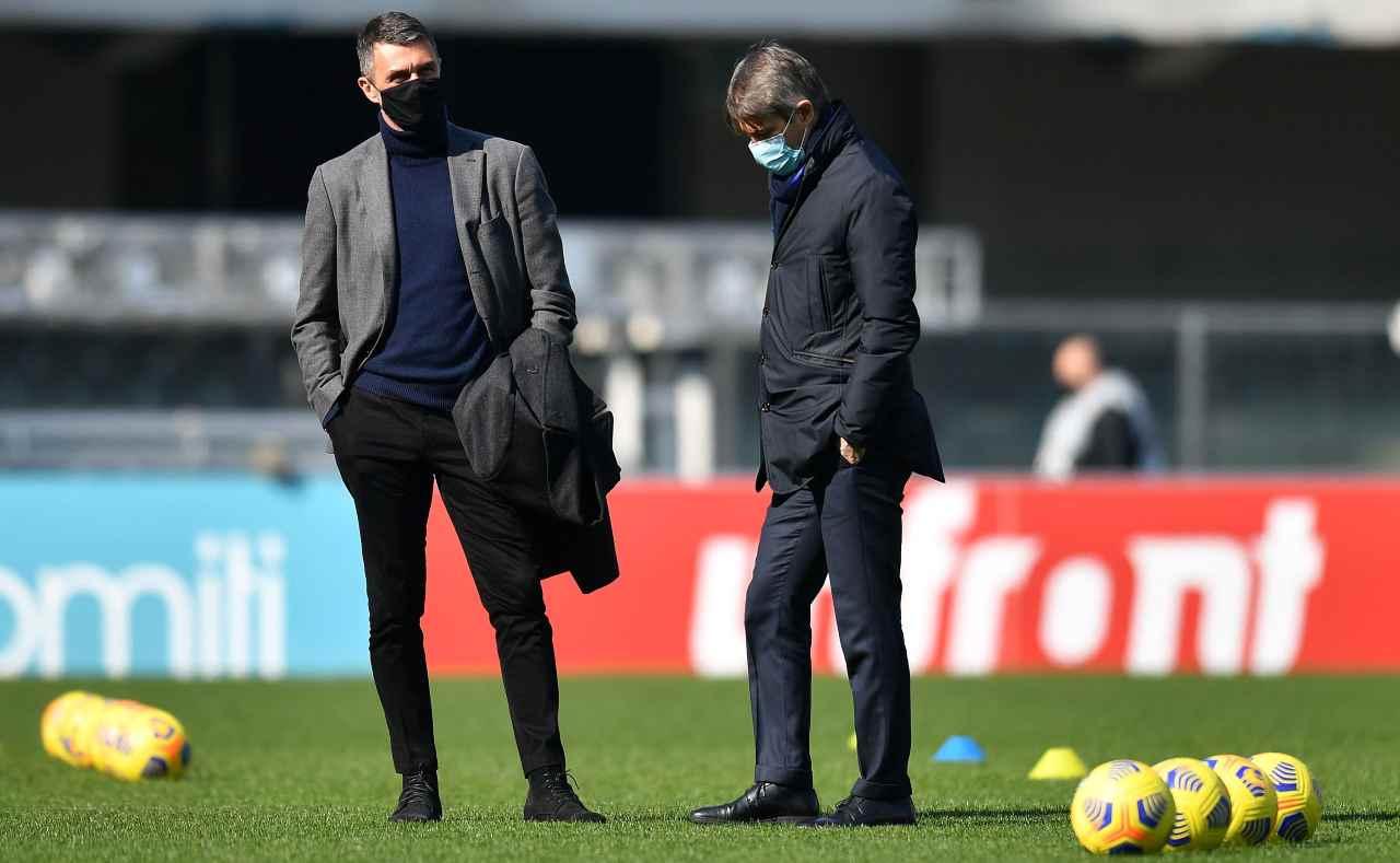 Gioiello francese per il Milan: Maldini e Massara anticipano la Juventus