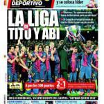 El Mundo Deportivo: La Liga di Tito e Abi