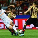 Milan-Roma, voti e pagelle del posticipo di Serie A