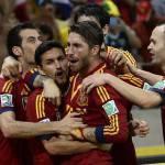 Video – Confederations Cup, Spagna-Italia: l'errore di Bonucci e il gol del 7-6 di Jesus Navas