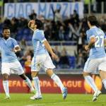 Video – Europa League, Lazio-Apollon 2-1: la doppietta di Floccari su doppio assist di Keita