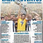 Foto – Supercoppa italiana, Lazio e Juventus si preparano: ecco come arrivano le due squadre