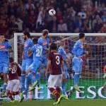 Video – Serie A, Roma-Napoli 2-0: Pjanic non perdona su punizione e dal dischetto