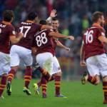 Video – Serie A, Roma-Chievo 1-0: la 'zuccata' vincente di Borriello nella notte di Halloween