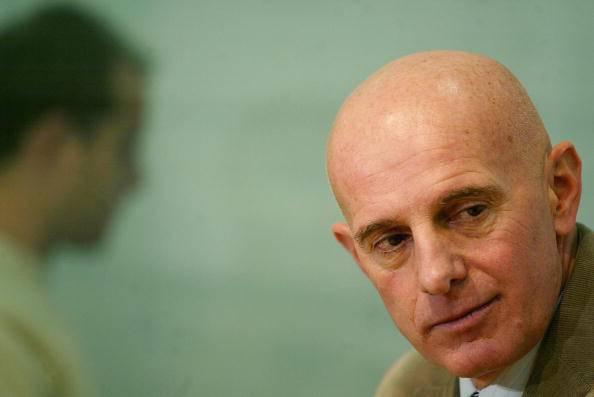 Real Madrid's sports director, Arrigo Sa
