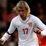 Serbia-Italia, Krasic: non temiamo gli azzurri!