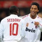 Calciomercato Milan, Ronaldinho a Seedorf: Vieni all'Atletico Mineiro