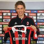 Calciomercato Milan, Salamon: Contento per l'esordio. Sto lavorando per la prima squadra