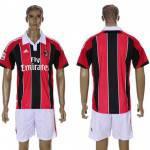Nuova maglia Milan 2012-2013: ecco un'altra foto!