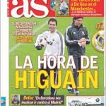 AS: L'ora di Higuain