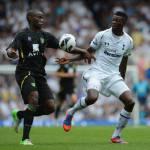 Inter-Tottenham, Adebayor preso di mira con ululati razzisti