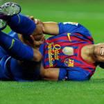 Milan-Barcellona: Adriano out per la gara di Milano, al Camp Nou ci sarà