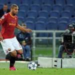 Calciomercato Roma, per Adriano si valuta la rescissione!