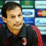Calciomercato Milan, Allegri: Zaccardo occasione di mercato, se arriverà qualcun'altro sarà necessaria una cessione