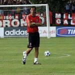 Fantacalcio: Milan, ecco i convocati di Allegri, out Nesta, Flamini e Seedorf