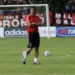 """Champions League, Castagner avvisa il Milan: """"L'Auxerre gioca come al Cesena"""""""