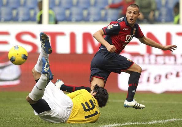 Antonelli7 Calciomercato Inter, con il Genoa si parlerà anche di Antonelli