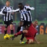 Calciomercato Juventus, addio Armero: sulla sinistra fiducia ad Asamoah