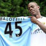 Europa League, ecco il primo gol di Balotelli con il City – Video