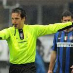 Serie A, gli arbitri dell'11a giornata: Banti per Milan-Palermo