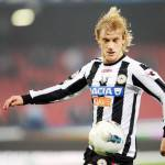 Champions League, Sporting Braga-Udinese 1-1: buon pari per i friulani