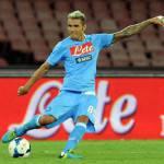 Calciomercato Napoli, Behrami saluta: 'Sarà scudetto'