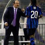 """Calciomercato Inter, Benitez chiama Moratti: """"A gennaio vedremo di fare qualcosa"""""""
