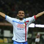 Calciomercato Lazio, Kozak-Bergessio, scambio con il Catania?