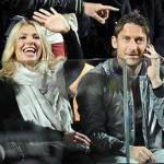 """Roma, Ilary Blasi sicura: """"Totti più in forma di tanti ventenni"""""""