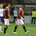 Juventus-Milan, Boateng zittisce i buu razzisti, Juventus Stadium a rischio squalifica