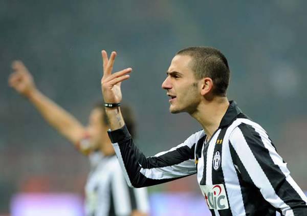 Bonucci029 Juventus campione dItalia, Bonucci: E lo scudetto del sacrificio. Matri: E una gioia inaspettata. Buffon: Dopo il Mondiale, è la più grande gioia sportiva