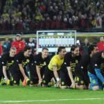 Bundesliga, il Borussia Dortmund si conferma campione di Germania