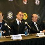 Calciomercato Inter, Branca cala il tris: M'Vila, Lucas e Romulo