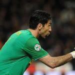 """Juventus, il sito ufficiale """"cancella"""" Buffon"""