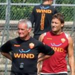 Calciomercato Roma, clamoroso Totti: «Via Da Roma? Si vedrà»