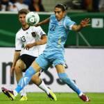 Calciomercato Inter, Caceres: i nerazzurri lo soffiano alla Juventus per sostituire Maicon?
