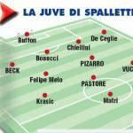 Calciomercato Juventus, Capello-Spalletti-Conte, le formazioni dei tre candidati – Foto
