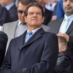 Calcio, Fischi per Capello e compagnia al Wembley