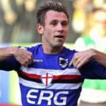Caso Cassano, striscione dei tifosi della Sampdoria a favore di FantAntonio!