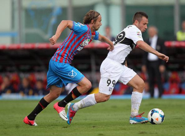 Calcio Catania v Parma FC - Serie A