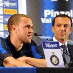 Calciomercato Inter: anche se arriva Tevez andra via solo Castaignos