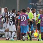 Catania-Juventus, il numero uno del Coni, Petrucci: Gli errori arbitrali vanno accettati!