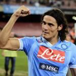 Calciomercato Napoli, Cavani implacabile anche senza Lavezzi