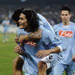 Fantacalcio Inter-Napoli, Cavani non ci sarà
