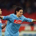 Calciomercato Napoli, De Laurentiis blinda Cavani e parla di Inler