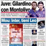 Corriere dello Sport: Juve, Gilardino con Montolivo