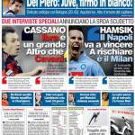 Corriere dello Sport: Due interviste speciali annunciano la sfida scudetto